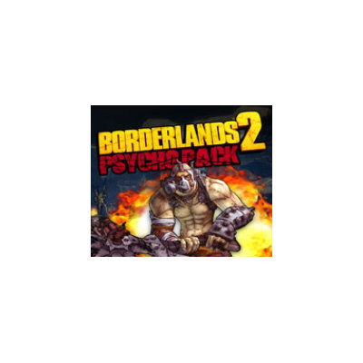 GearBox Software Borderlands 2: Psycho Pack