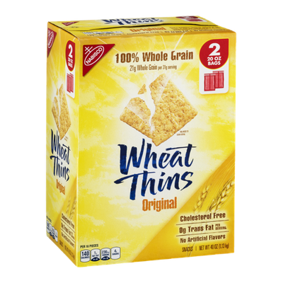 Wheat Thins Original - 2 PK