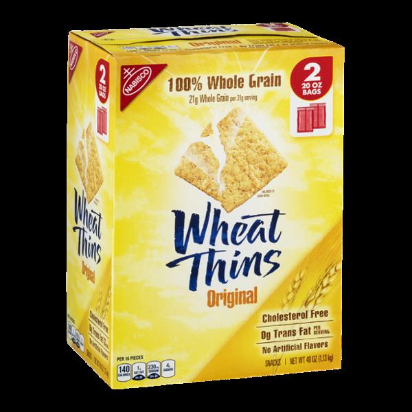 Wheat Thins Original - 2 PK