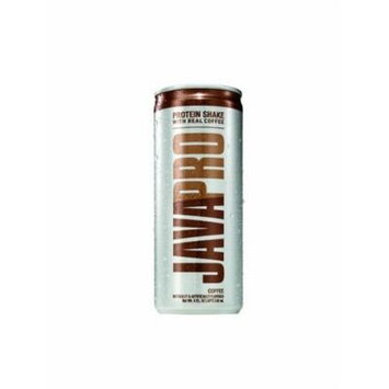 NEW - Nature's Best JAVAPRO Coffee RTD 8oz (pack of 6). 16 Grams of protein in each drink. Only 100 calories! Low glycemic (4g of sugar). The perfect coffee drink for weight loss, fitness, workouts, and any time!