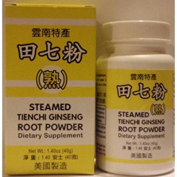 Steamed Tienchi Ginseng Root Powder(1.40oz)