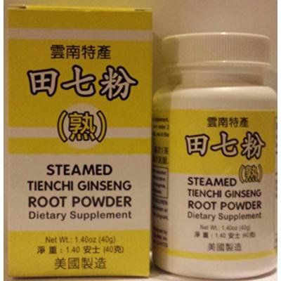 Steamed Tienchi Ginseng Root Powder(1.40oz)