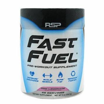 Rsp Nutrition Fast Fuel Pink Lemonade 45 Servings