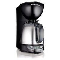 Hamilton Beach Programmable Thermal 10 Cup Coffee Maker