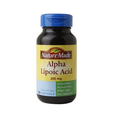 Nature Made Alpha Lipoic Acid 200mg