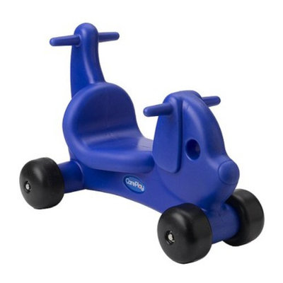 CarePlay Riding Puppy - Blue