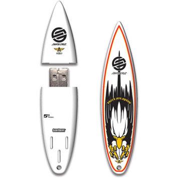 Action Sports Drives Santa Cruz 8GB Archie 2012 SurfDrive USB 2.0 Flash Drive