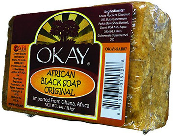 Okay African Soap