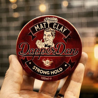 Dapper Dan Matt Clay Strong Hold