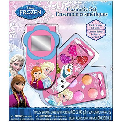 Frozen 3 Layer Slide Out Compact