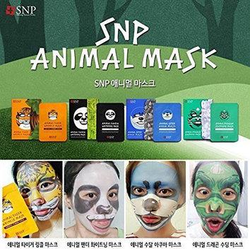 SNP Animal Tiger Wrinkle Mask10ea