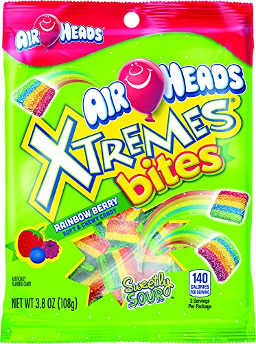 Airheads Xtremes Bites Rainbow Berry