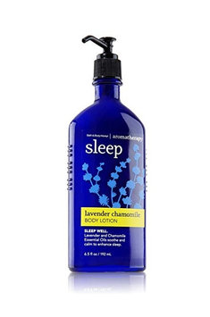 Bath & Body Works® Aromatherapy SLEEP LAVANDER CHAMOMILE Body Lotion