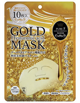Pure Essence Japan Gals Pure Five Gold Essence Mask