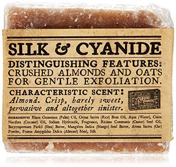 Villainess Silk and Cyanide Body Soap