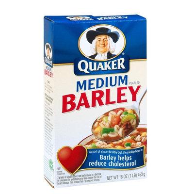 Quaker® Medium Barley