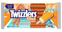 Twizzlers Orange Cream Pop Flavored Filled Twists