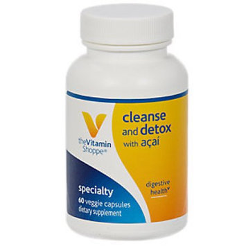 Vitamin Shoppe Acai Cleanse And Detox