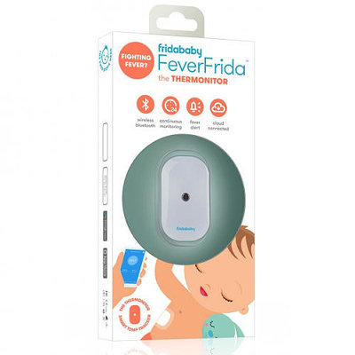 FridaBaby FeverFrida Thermonitor Smart Temperature Tracker