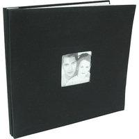 MCS Fashion Fabric Top-Load Scrapbook - Brown (12x12