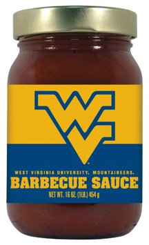 Hot Sauce Harry's West Virginia Mountaineers Sweet and Smoky BBQ Sauce