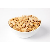 Superior Nut Company Unsalted Dry Roasted Virginia Peanuts (4 Pound Bag)