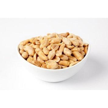 Superior Nut Company Unsalted Dry Roasted Virginia Peanuts (4 Pound Bag)
