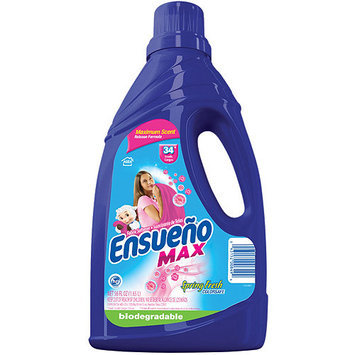 Ensue Max Color Safe Spring Fresh Liquid Fabric Softener, 56 fl oz