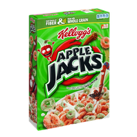 Kellogg's Cereal Apple Jacks