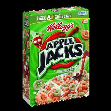 Kellogg's Cereal Apple Jacks
