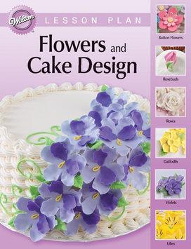 Wilton Lesson Plan-English-Flowers & Cake Design