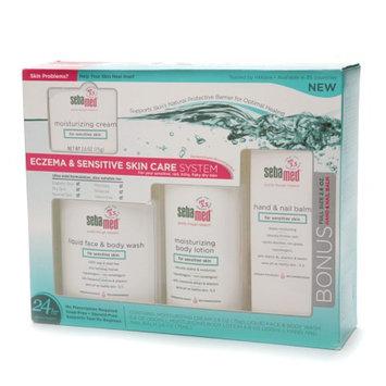 Sebamed Eczema & Sensitive Skin Care System
