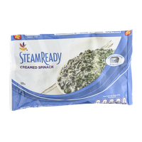 Ahold Steam Ready Creamed Spinach