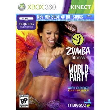 Majesco Zumba Fitness: World Party (Xbox 360)