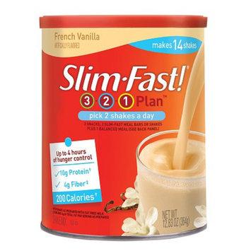 SlimFast 3.2.1 Plan Strawberry Supreme Shake Mix