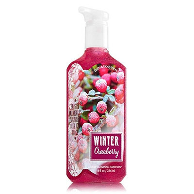 Bath & Body Works® WINTER CRANBERRY Antibacterial Deep Cleansing Hand Soap