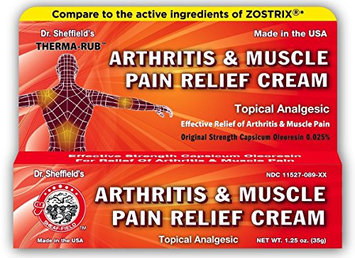 Dr.Sheffield's Arthritis and Muscle Pain Relief