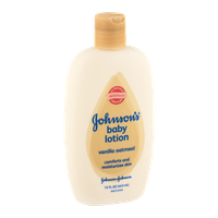 Johnson's Baby Lotion Vanilla Oatmeal