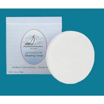 SpaCific Essentials by Pendergrass Inc. Men's Sandalwood Shaving Soap