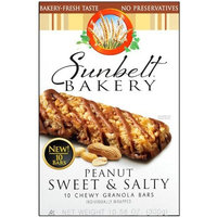 Sunbelt Bakery® Sweet & Salty Peanut Granola Bars 10 Ct 3 Pack