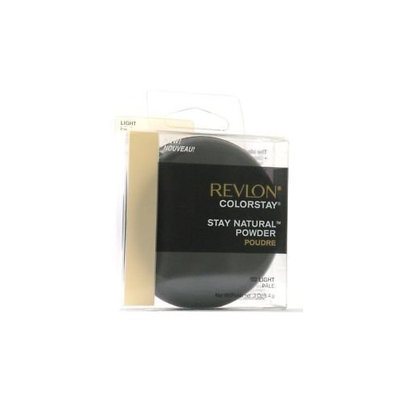 Revlon Colorstay Stay Natural Powder