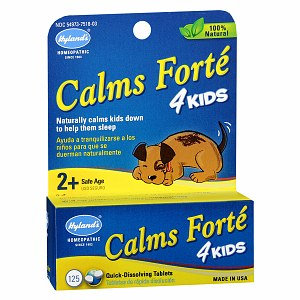 Hyland's Calms Forte 4 Kids Sleep Aid