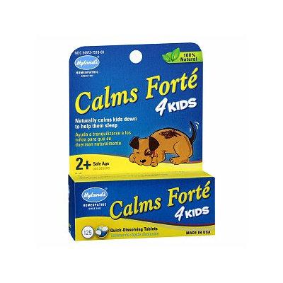 Hyland's Calms Forte 4 Kids Sleep Aid