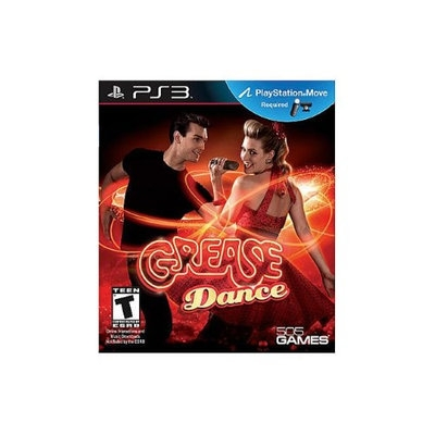 Thq Grease Dance PS3 Move Video Game
