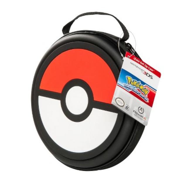 Pokémon X/Y Poké Ball System Case (Nintendo DS)
