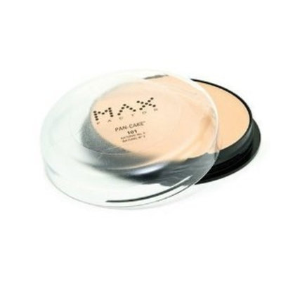Max Factor Pan-cake Water-activated Makeup, Natural No.2 101 1.7 Oz (49 G)