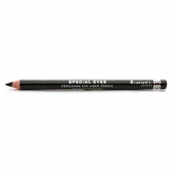 Rimmel Special Eyes Precision Eye Liner Pencil, Black Magic, 1 ea