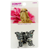 Conair Sophisticates Butterfly Jaw Hair Clip