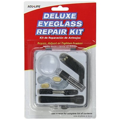 Acu-Life Health Enterprises Deluxe Eyeglass Repair Kit
