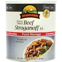 Augason Farms Emergency Food Freeze Dried Beef Stroganoff Meal Kit, 40.96 oz